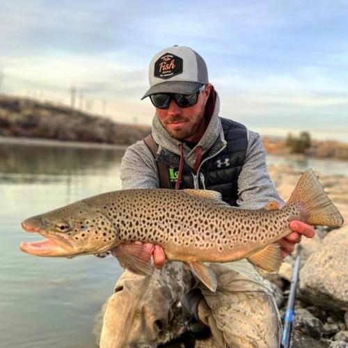 127 Tanner Lewis, American Falls Idaho, Guide at The Lodge at Palisades Creek