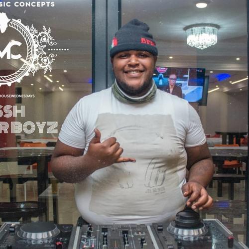 #GqomFridays Mix Vol.199 (Mixed By Zassh Vanger Boyz)
