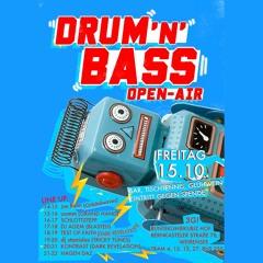 Jim Bean - 2021-10-15- @ Open Air - Kubizhof, Berlin, Germany