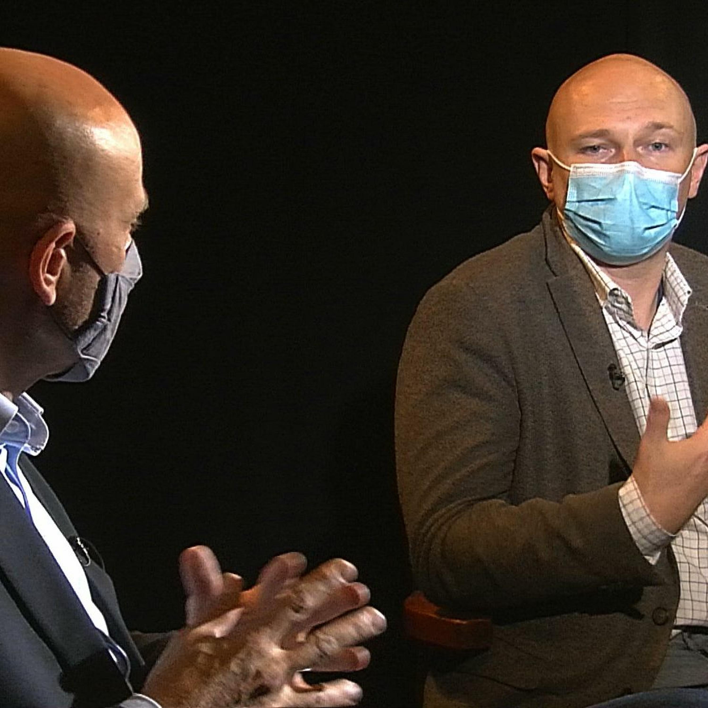 .jednoducho veda: O vírusoch a virológii s Borisom Klempom
