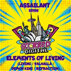 SD198. IV) Assailant - Refraction (Elements Of Living)
