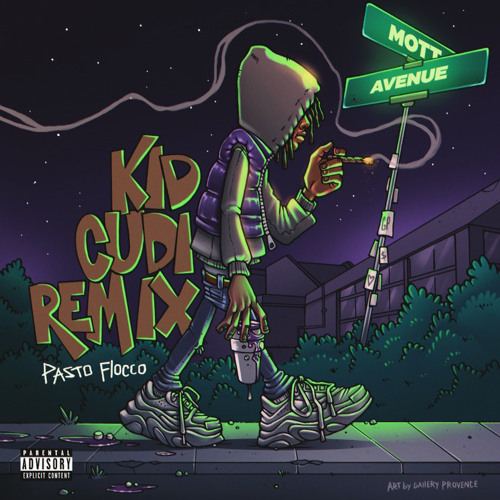Kid Cudi remix (prod. Pwr.Trav) Exclusive *