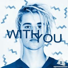 "***Justin Bieber x The Kid LAROI Type Beat*** - ""With You"" (Prod. @natownbeats)"