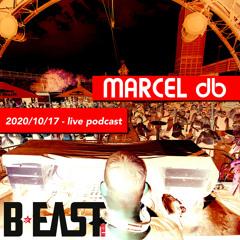 B*EAST OPEN AIR 2020/10/17 MARCELdb - podcast -