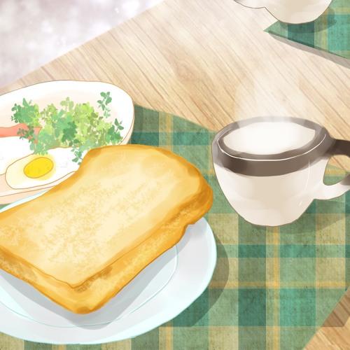牛奶面包 (伴奏版)