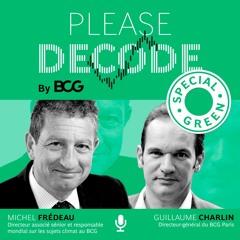 Please Decode - Special Green #1 - Quels enjeux pour la COP26 ?