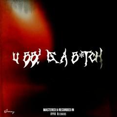 Denny - U Bby Is A B*tch! +😈+ (Prod. By RitchieC)º.·\\🔞