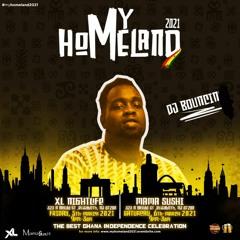 My Homeland Asakaa Promo Mix