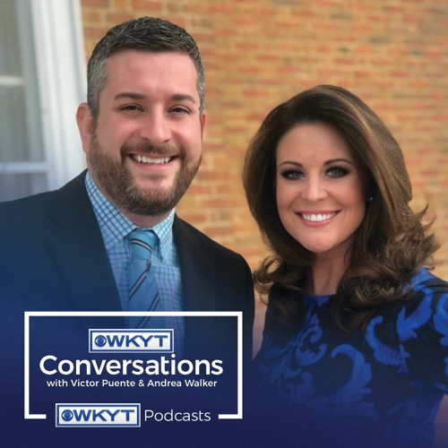 WKYT Conversations with Victor and Andrea Ep. 57 - Wesley Browne