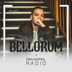 [ UNCLASSIFIED_ Radio #027 ] - Bellorum