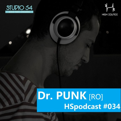 HSpodcast 034 with Dr. PUNK