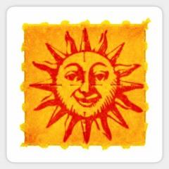 Orange Sunshine 2020
