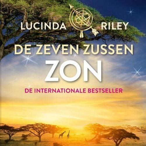 Jamie Grant leest De zeven zussen - Zon - Lucinda Riley