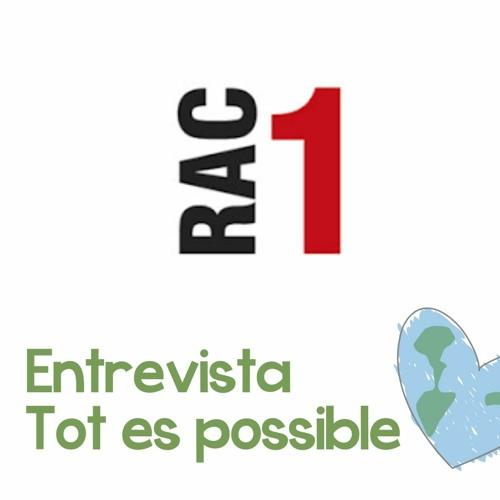 Entrevista RAC 1 Tot es possible - Ramón Curós