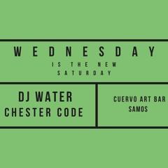 Water - Cuervo Art Bar 08.09.2021