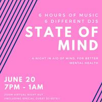 State of Mind DJ Set // Stephen Garrett B2B Henry Wood