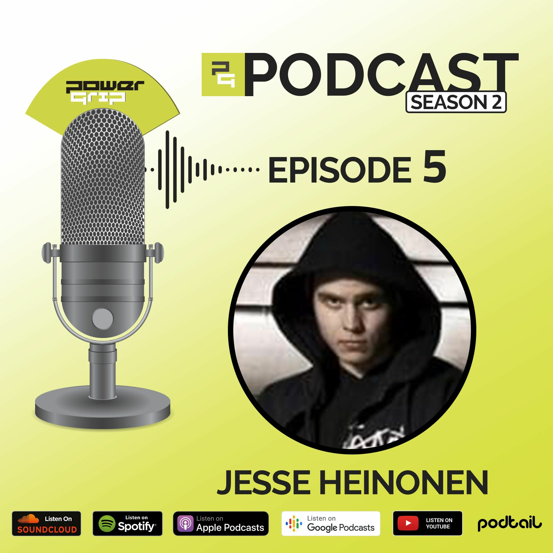 Kausi 2 - 5. Jakso - Jesse Heinonen