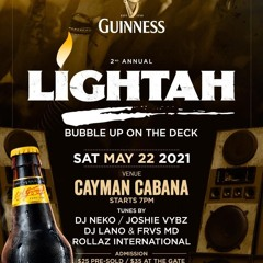 Lightah 22/5/21 Live Audio: Joshie Vybz X Kiing Nando