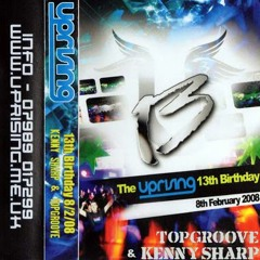 Topgroove - Uprising 13th Birthday