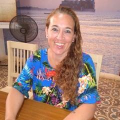 Marcela Cuñer se refirió al avance de las obras en la playa de Vuelta de Obligado
