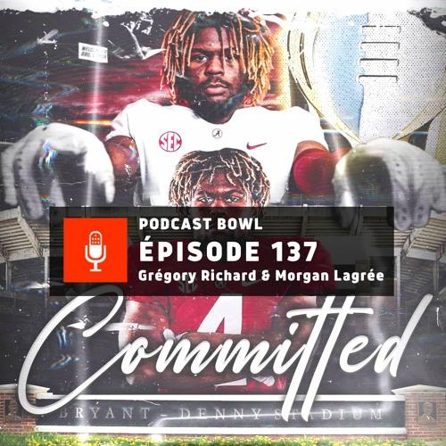 Podcast Bowl – Episode 137 : Alabama écrase le recrutement 2021