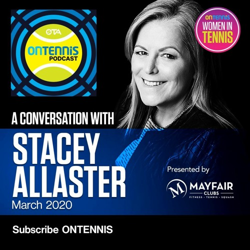 Interview with Canadian Tennis Leader Stacey Allaster