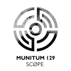 Munitum 129 - Scøpe