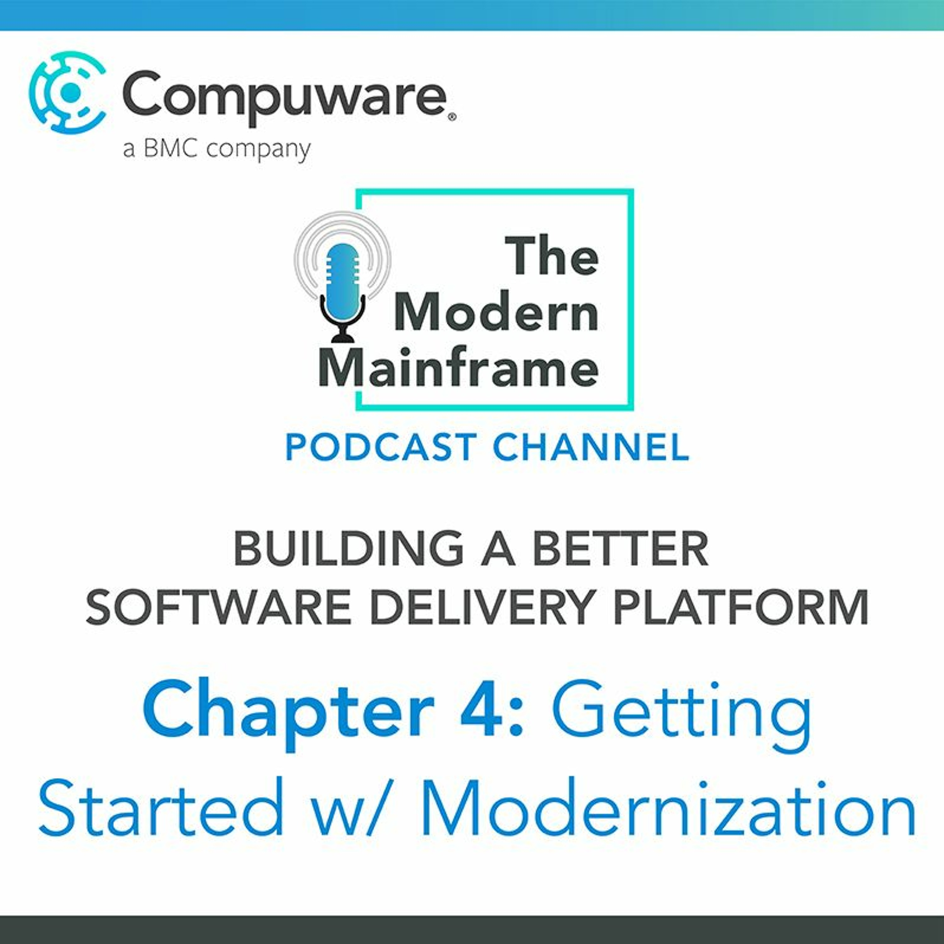 Chapter 4: Getting Started With Your Software Delivery System Modernization Project