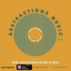 Jay Preece - ABSTRACTIONS Podcast