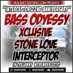 BASS ODYSSEY AT INTERCEPTOR 22ND ANNIVERSARY NOVEMBER 2010