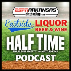 Halftime Pod Presented By Eastside Liquor —May 17 - 2021