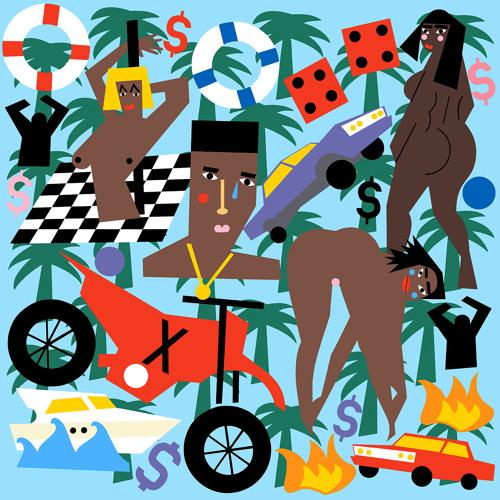 Hot (feat. Moneybagg Yo)
