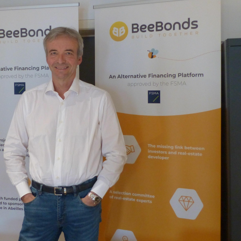 Découvrez Joël Duysan,fondateur de la plateforme de financement alternatif Beebonds