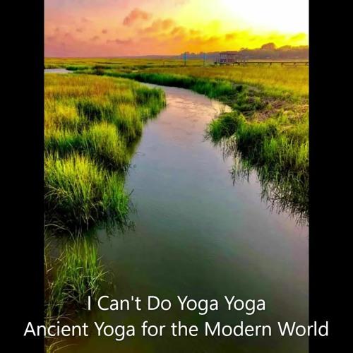 I Can't Do Yoga Yoga