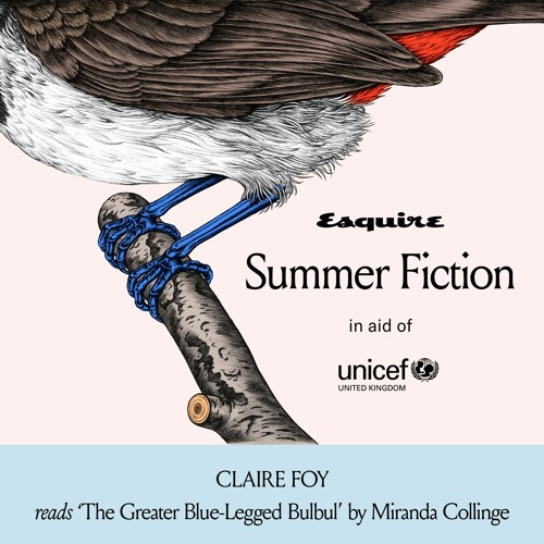 Claire Foy Reads 'The Greater Blue-Legged Bulbul' By Miranda Collinge