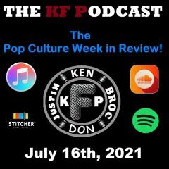 The Pop Culture Week in Review! 7/16/2021...Loki Season Finale Review!
