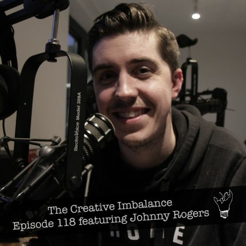 Episode 118 featuring Johnny Rogers