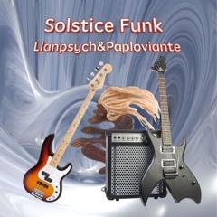 Solstice Funk - Llanpsych & Paploviante