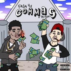 Fasa4x - Commas Ft.Tms Tystar