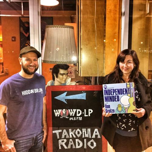 Independent Minded 113: Takoma Radio