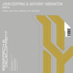 JOHN DOPPING & ANTHONY YARRANTON - AMRITA (ORIGINAL MIX)