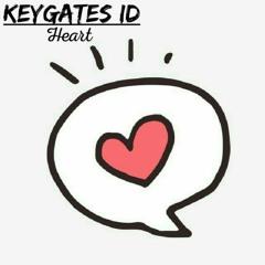 Keygates ID - Heart