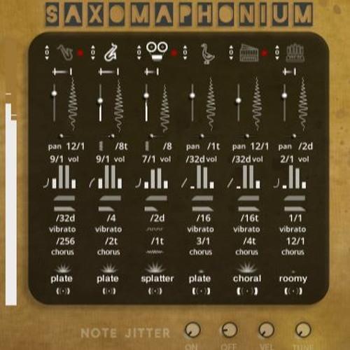 Saxosqatsi_SAXOMAPHONIUM Demo_Torley
