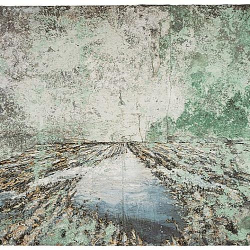 609. Anselm Kiefer, Tierra de los dos ríos, 1995, y Las célebres órdenes de la noche, 1997