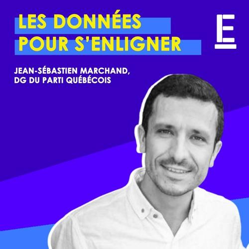 """""""Les données pour s'enligner"""" - Entrevue avec Jean-Sébastien Marchand"""