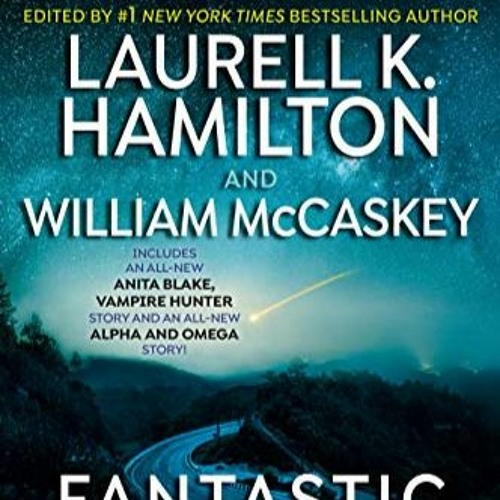 Laurell K. Hamilton and William McCaskey on Thorne & Cross: Haunted Nights LIVE!