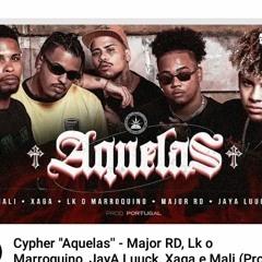 "Cypher ""Aquelas'' - Major RD, Lk o Marroquino, JayA Luuck, Xaga e Mali (Prod. Portugal)"