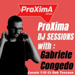 Gabriele Congedo -  Guest DJ mix at DJ SESSIONS on ProXima Radio - 21/05/2021