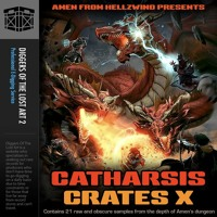 Catharsis Crates 10 Audio Preview
