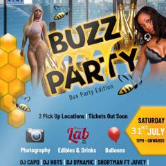 @DJCAPOUK LIVE @BUZZ PARTY (BUS PARTY) 31 - 07 - 2021
